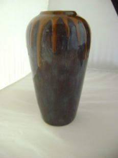 Tall No Neck Vase