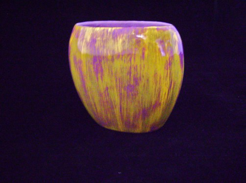 Mini Envelop Vase - Purple Sun